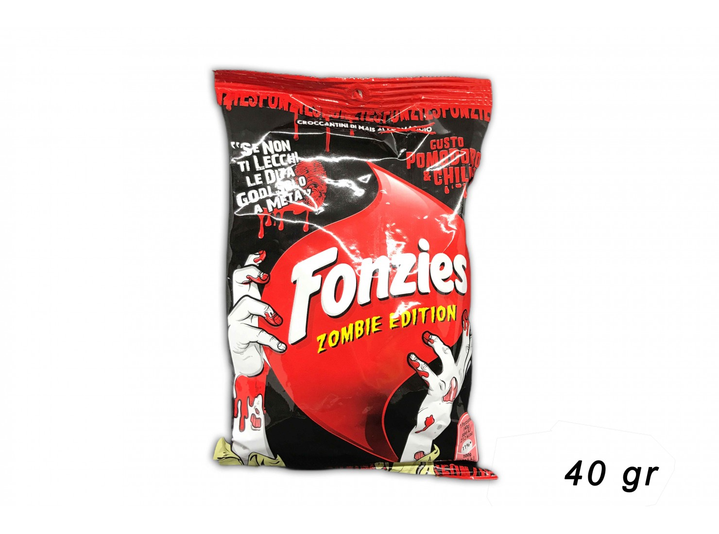 FONZIES ZOMBIE EDITION 40 GR