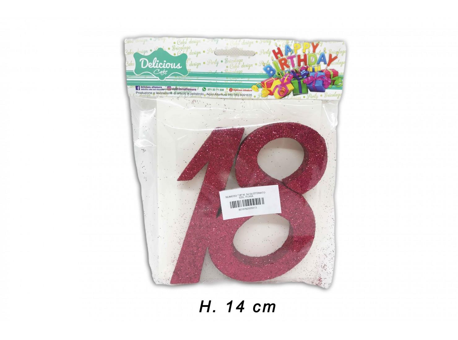 NUMERO ''18'' IN...