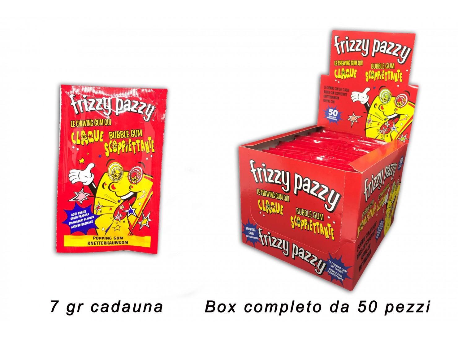 FRIZZY PAZZY FRAGOLA 7 GR