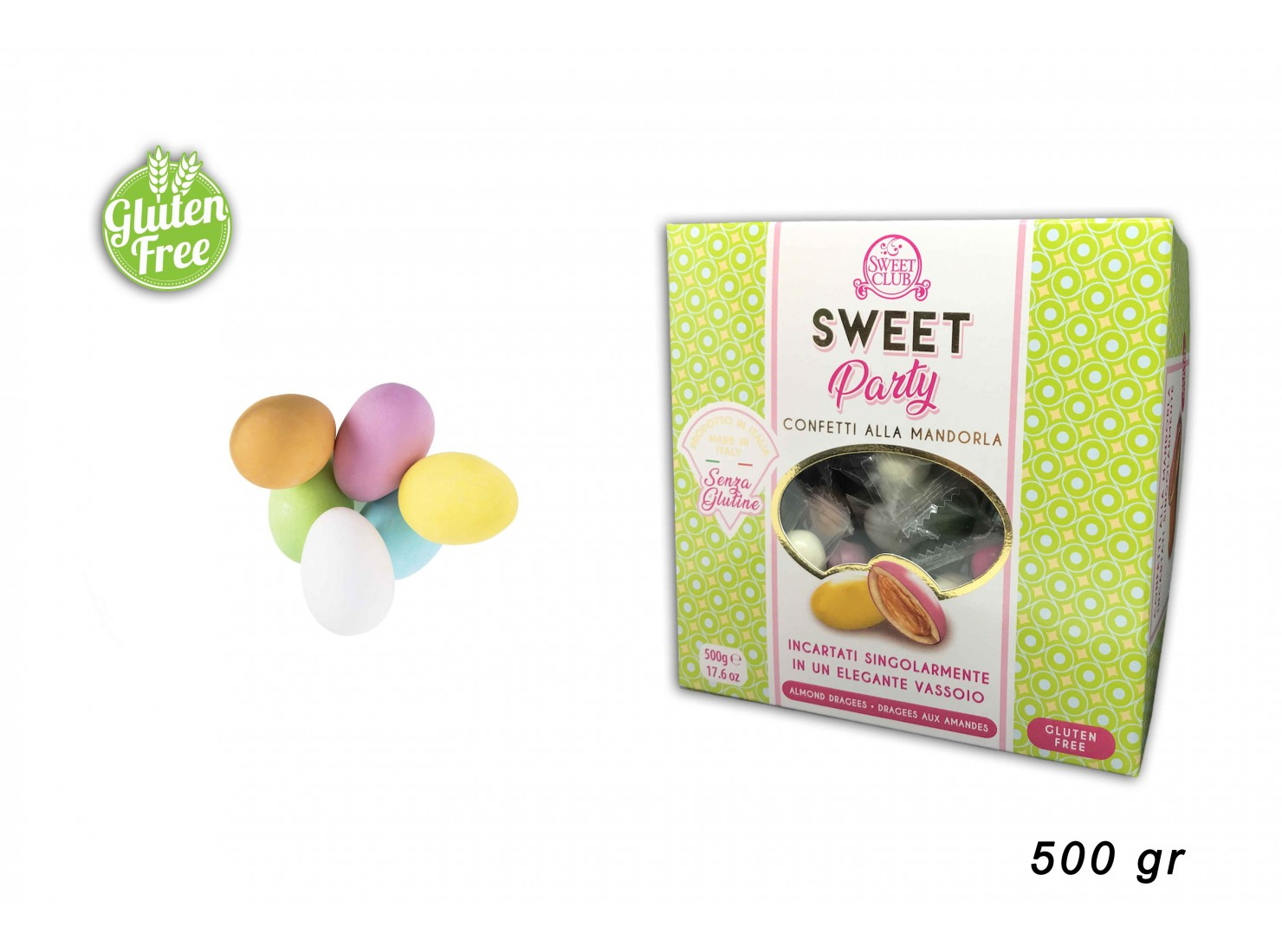 BAULETTO SWEET PARTY MIX...