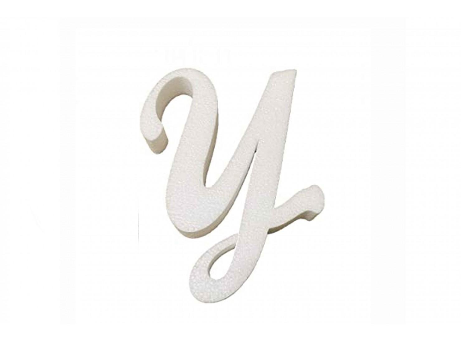 LETTERA CORSIVO ''Y''...