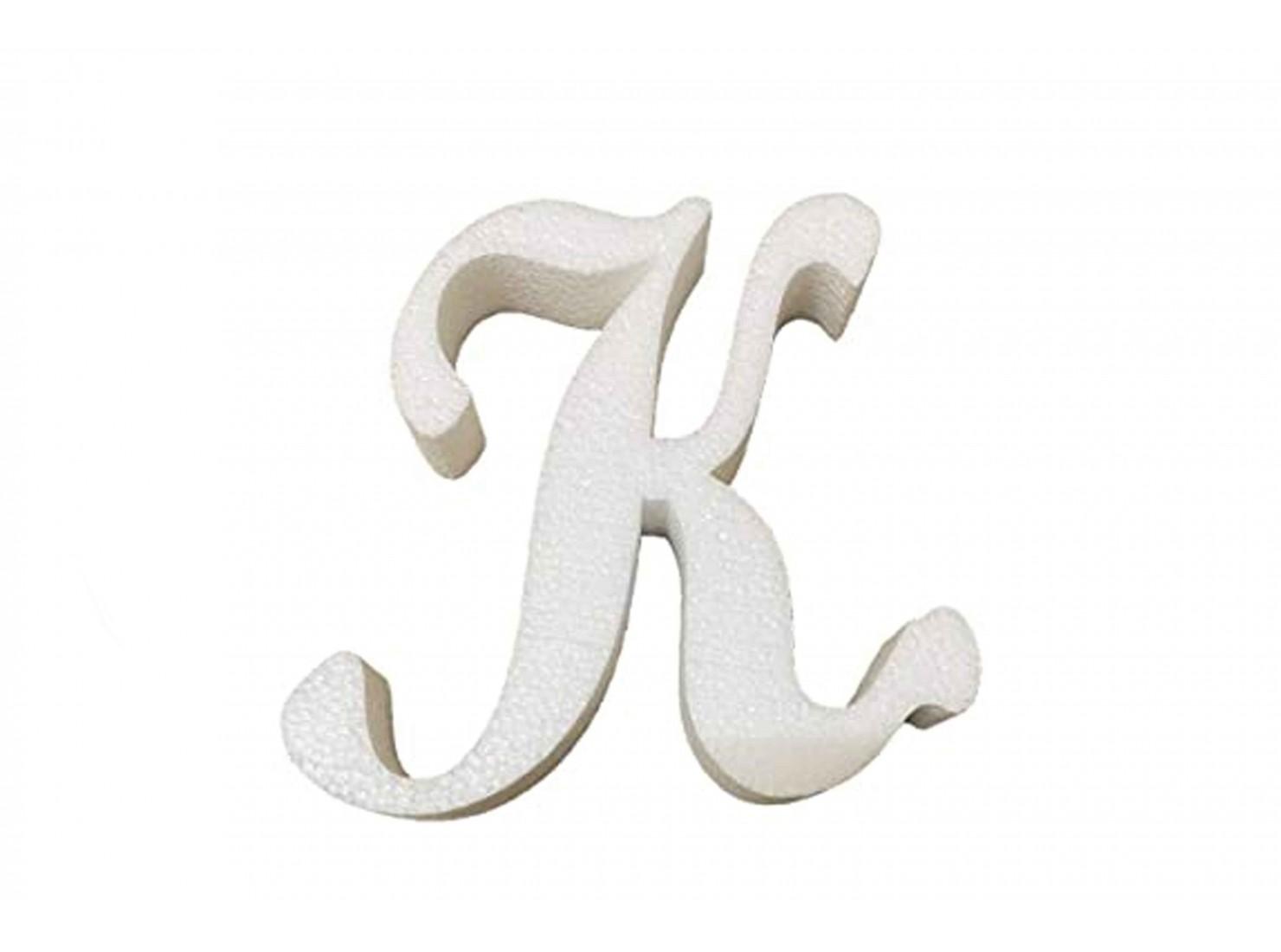 LETTERA CORSIVO ''K''...