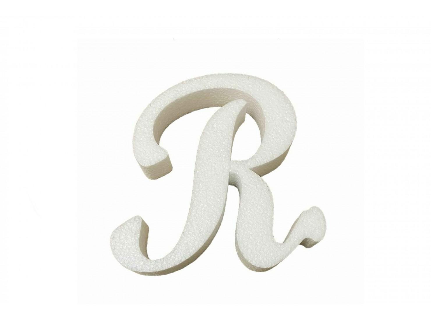 LETTERA CORSIVO ''R''...