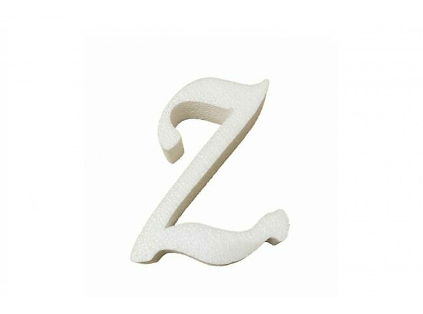 LETTERA CORSIVO ''Z''...