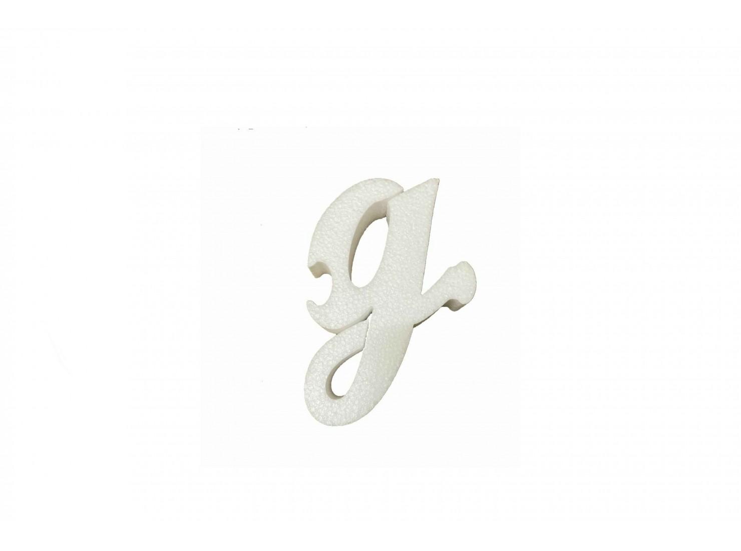 LETTERA CORSIVO ''G''...