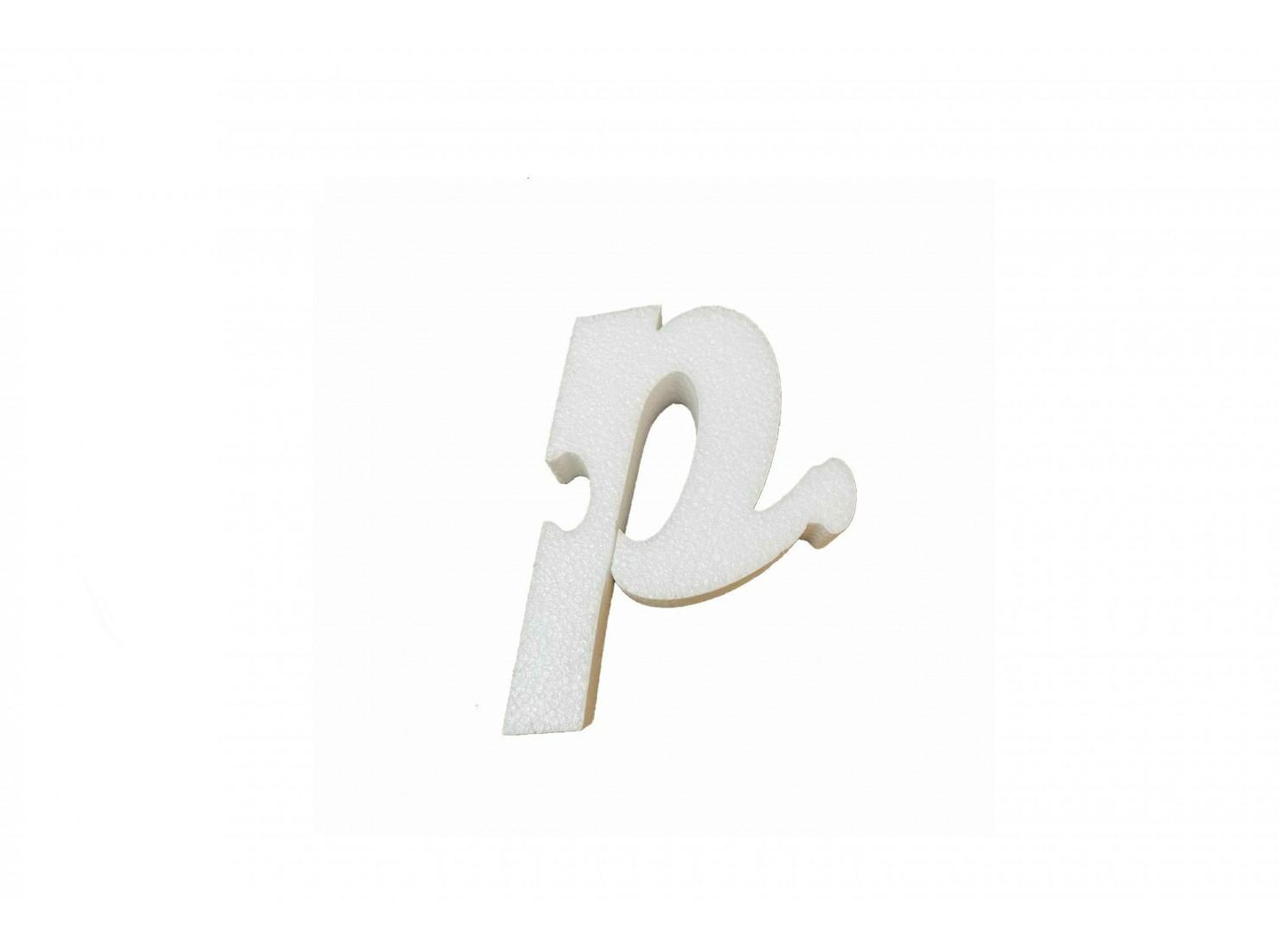LETTERA CORSIVO ''P''...