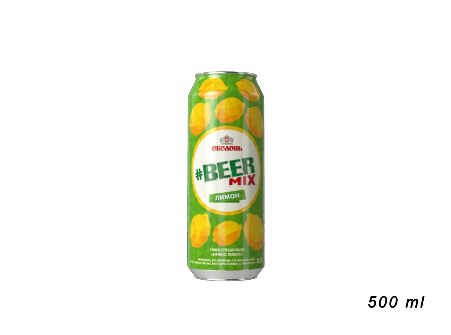BEVANDA BEER MIX LEMON 2.5%...