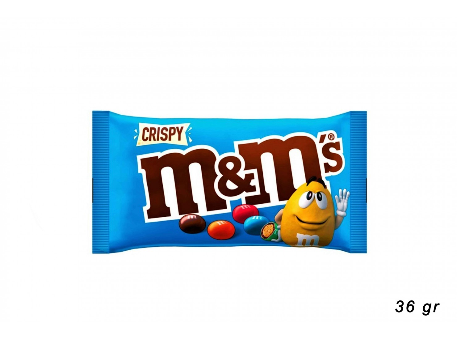 M&M'S CRISPY SINGOLO 36 GR
