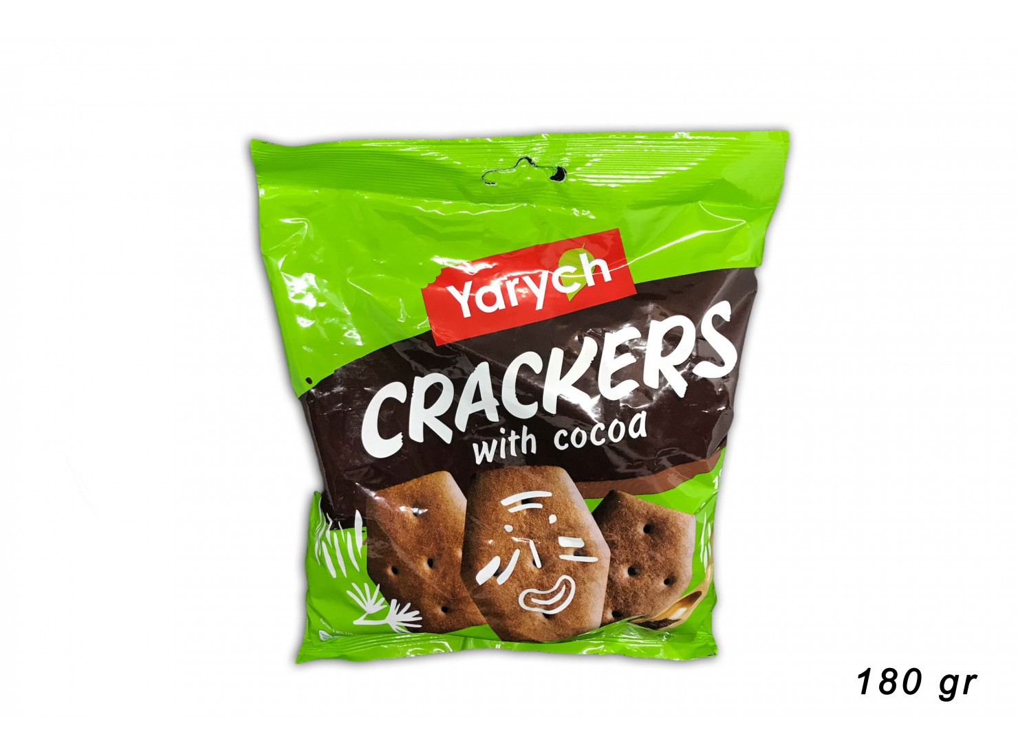 CRACKER YARYCH DOLCE CON...