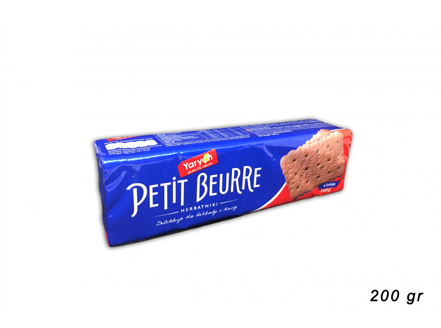 BISCOTTI PETIT BEURRE CON...