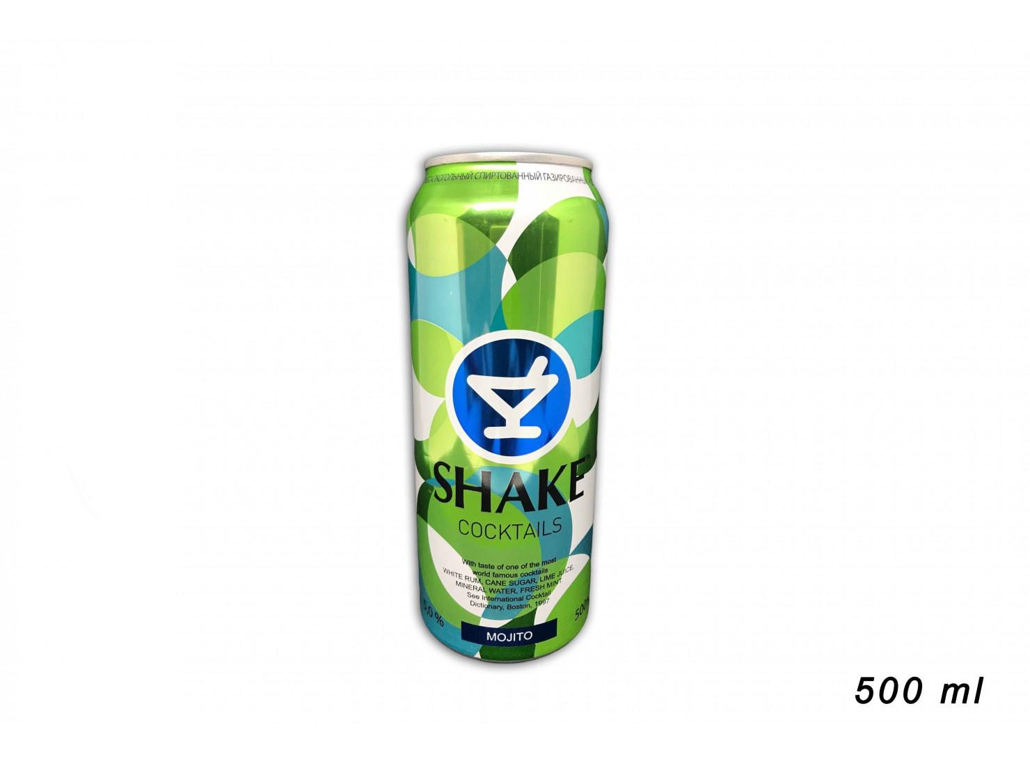 BEVANDA ALCOLICA MOJITO 5%