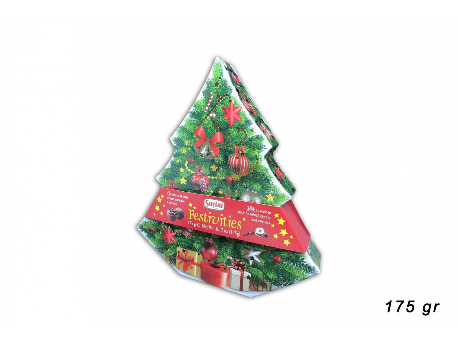 SCATOLA TREE BOX 175 GR SORINI