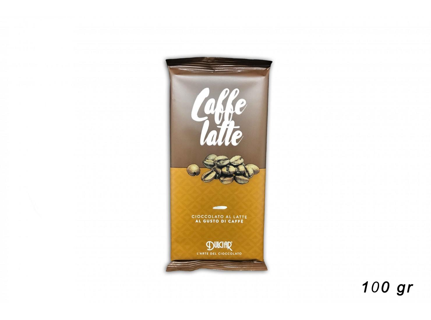 TAVOLETTA CAFFELATTE 100 GR...