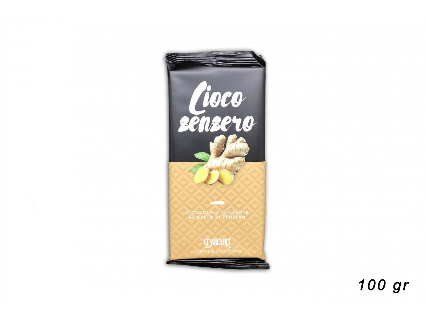 TAVOLETTA CIOCOZENZERO 100...