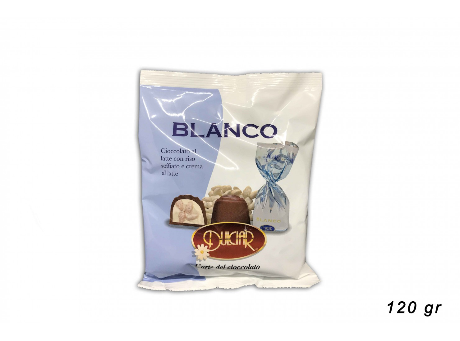 BUSTA BLANCO LATTE C/RISO...