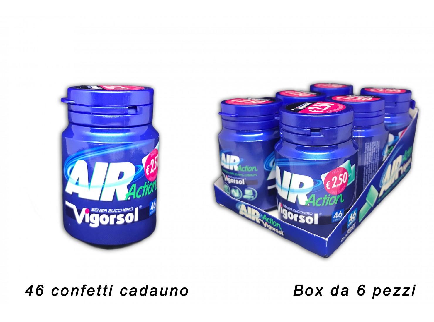 VIGORSOL AIR BARATTOLO 46 PZ