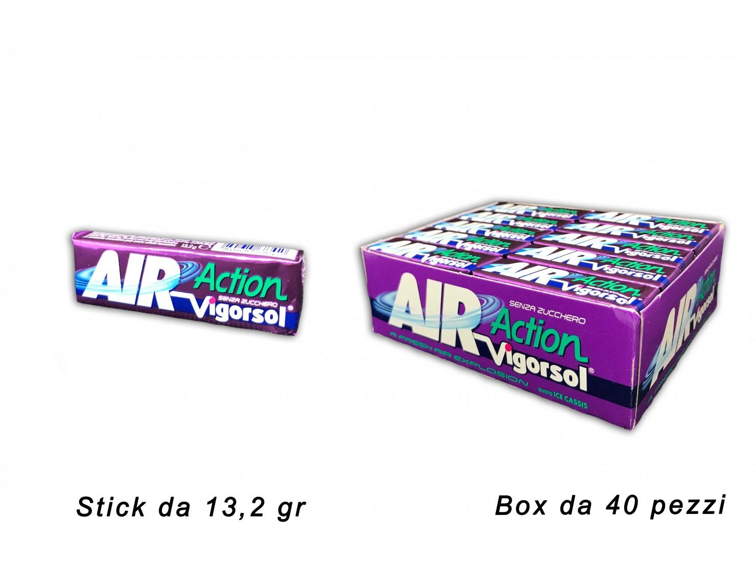 VIGORSOL AIR ICE CASSIS 10...