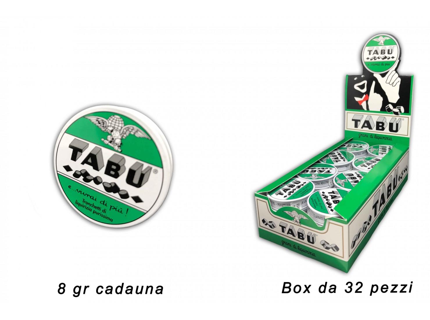 TABU' LIQUIRIZIA