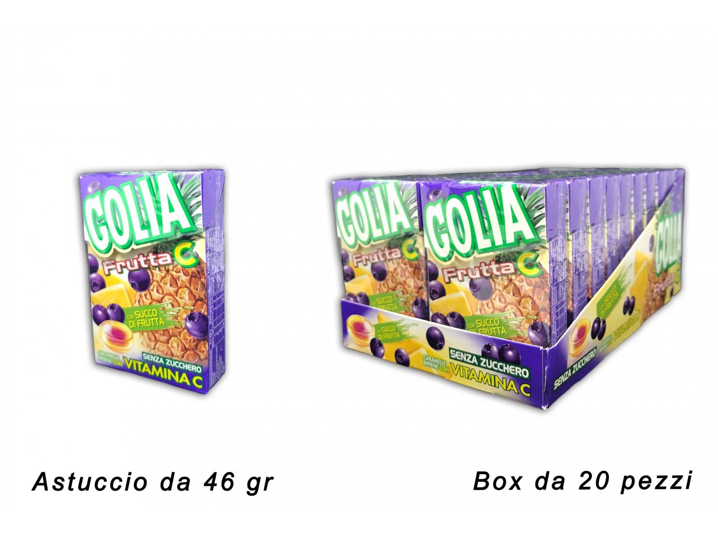 GOLIA FRUTTA C ANANAS...