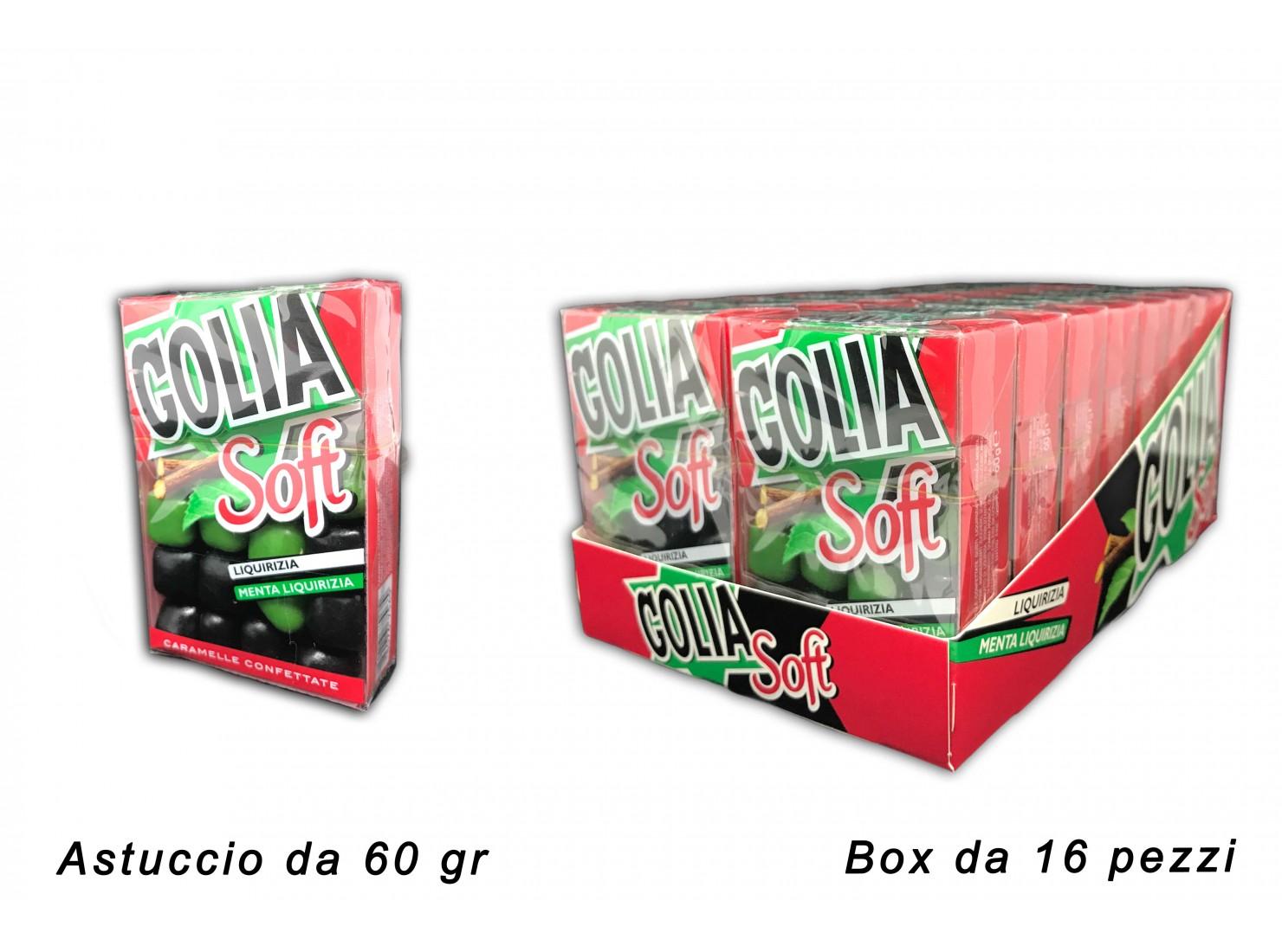 GOLIA SOFT CONFETTATE...