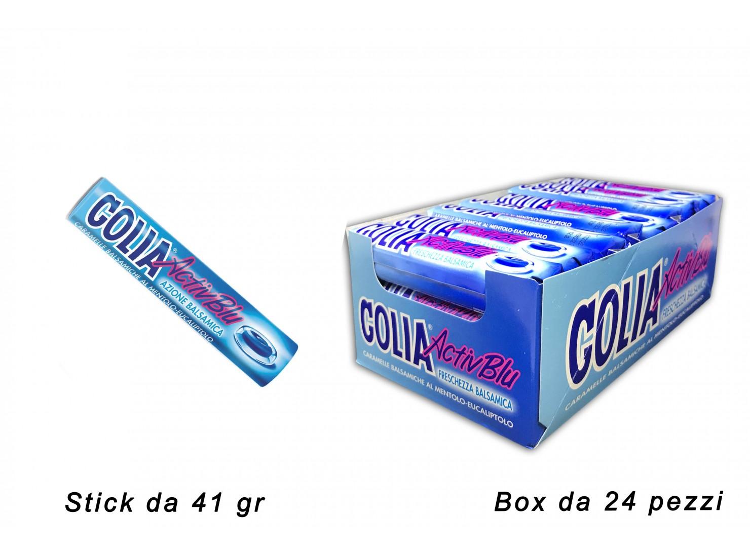 GOLIA ACTIV BLU STICK 41 GR