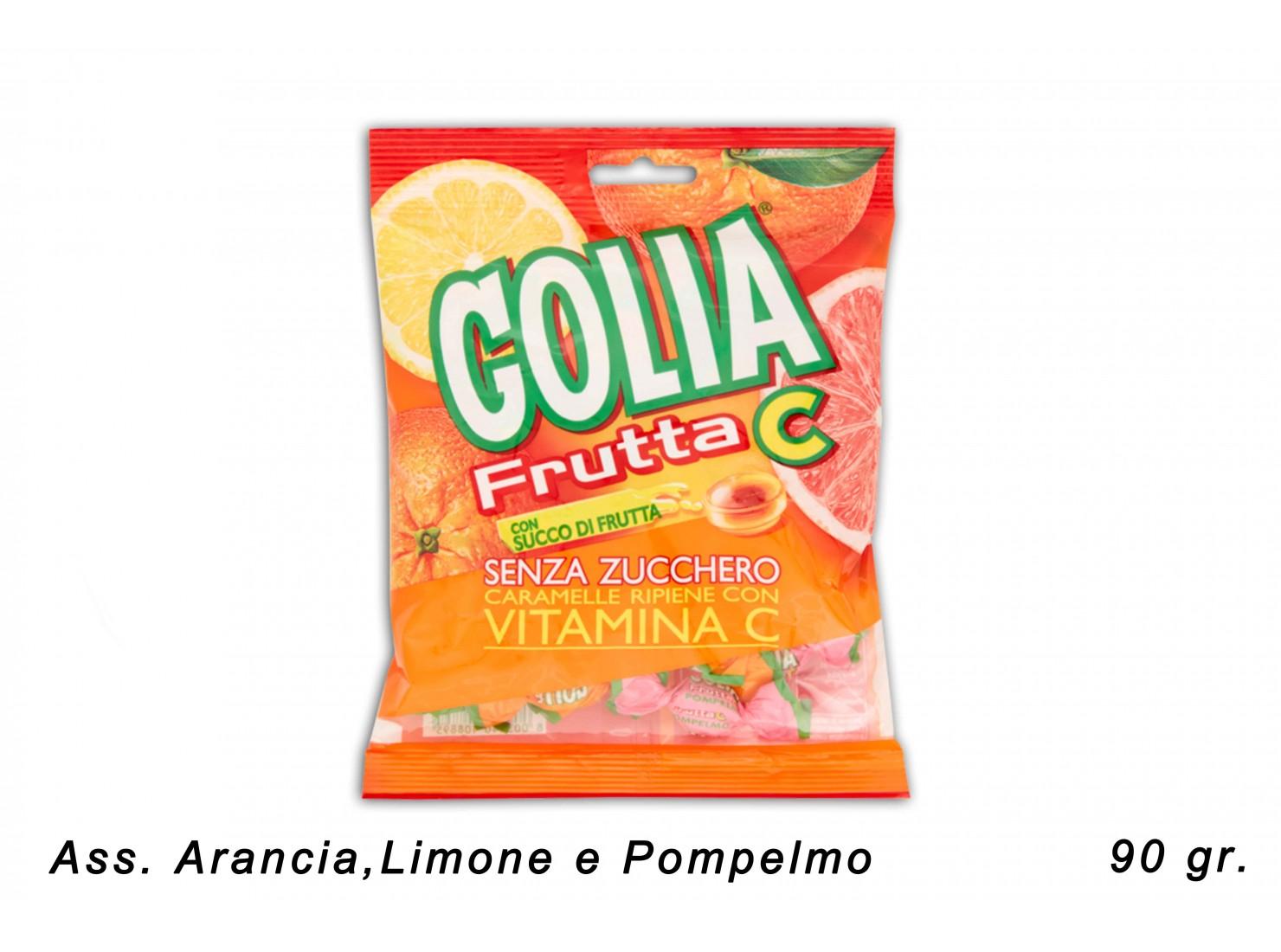 GOLIA FRUTTA C 90 GR