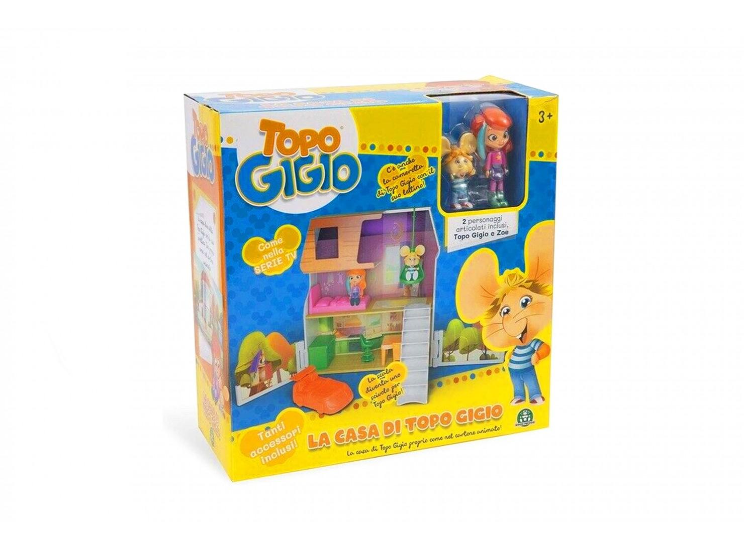 TOPO GIGIO HOUSE PLAYSET...