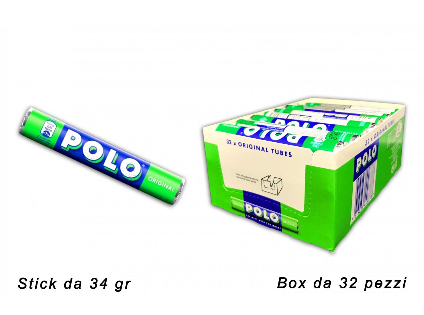 POLO ORIGINAL TUBES 34 GR