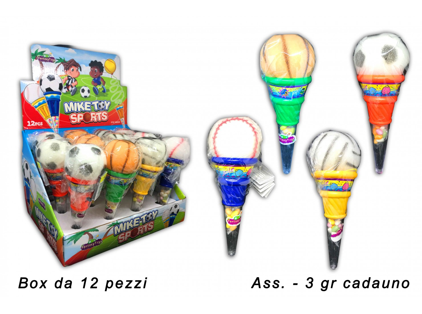 MIKE TOY SPORTS 3 GR...
