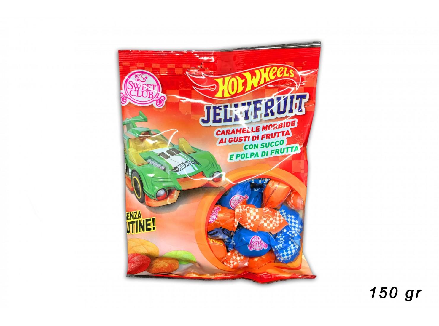 HOTWHEELS JELLY FRUIT GUSTI...