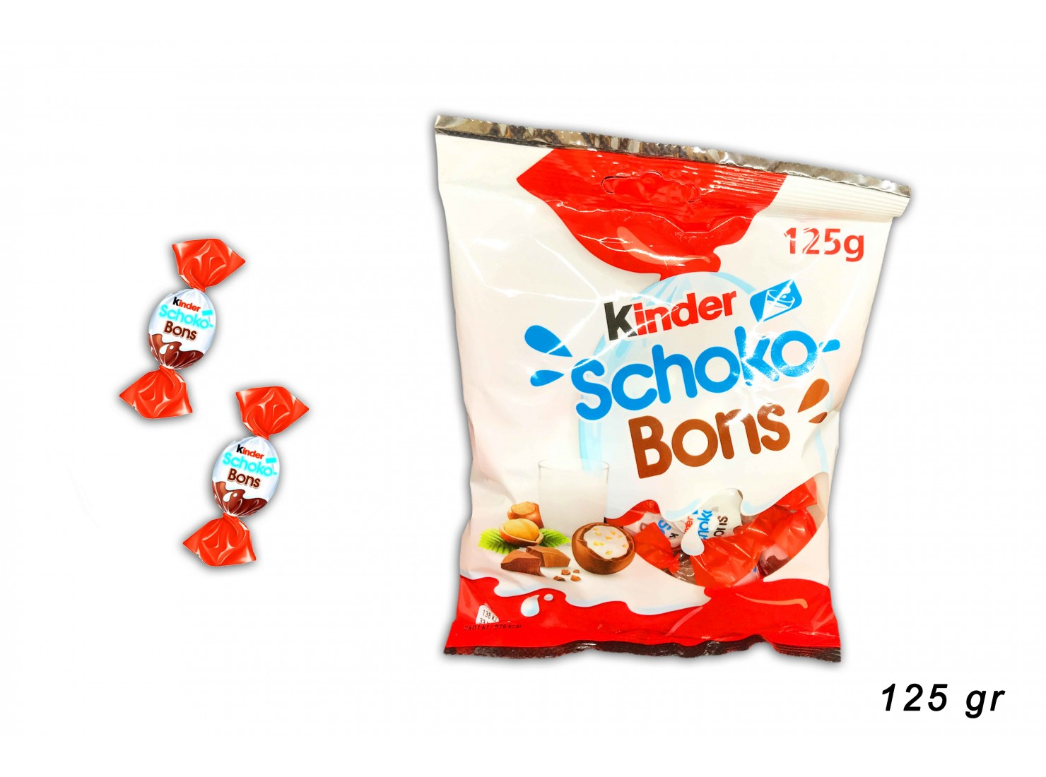 KINDER SCHOKO-BONS 125 GR...