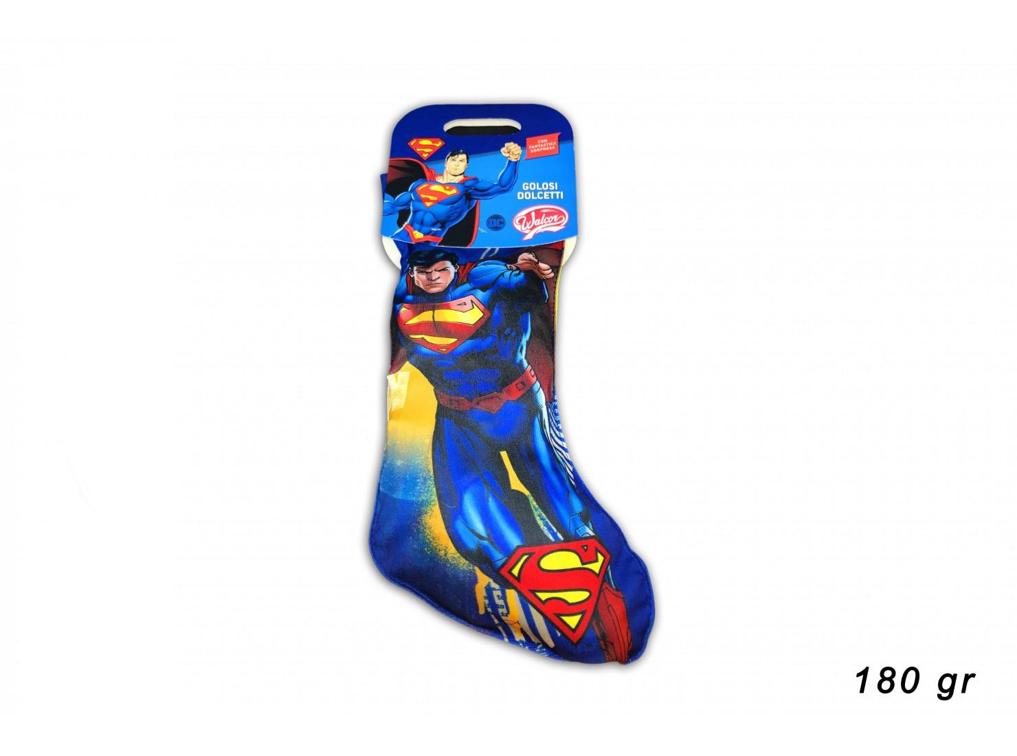 CALZA BEFANA SUPERMAN 180 GR