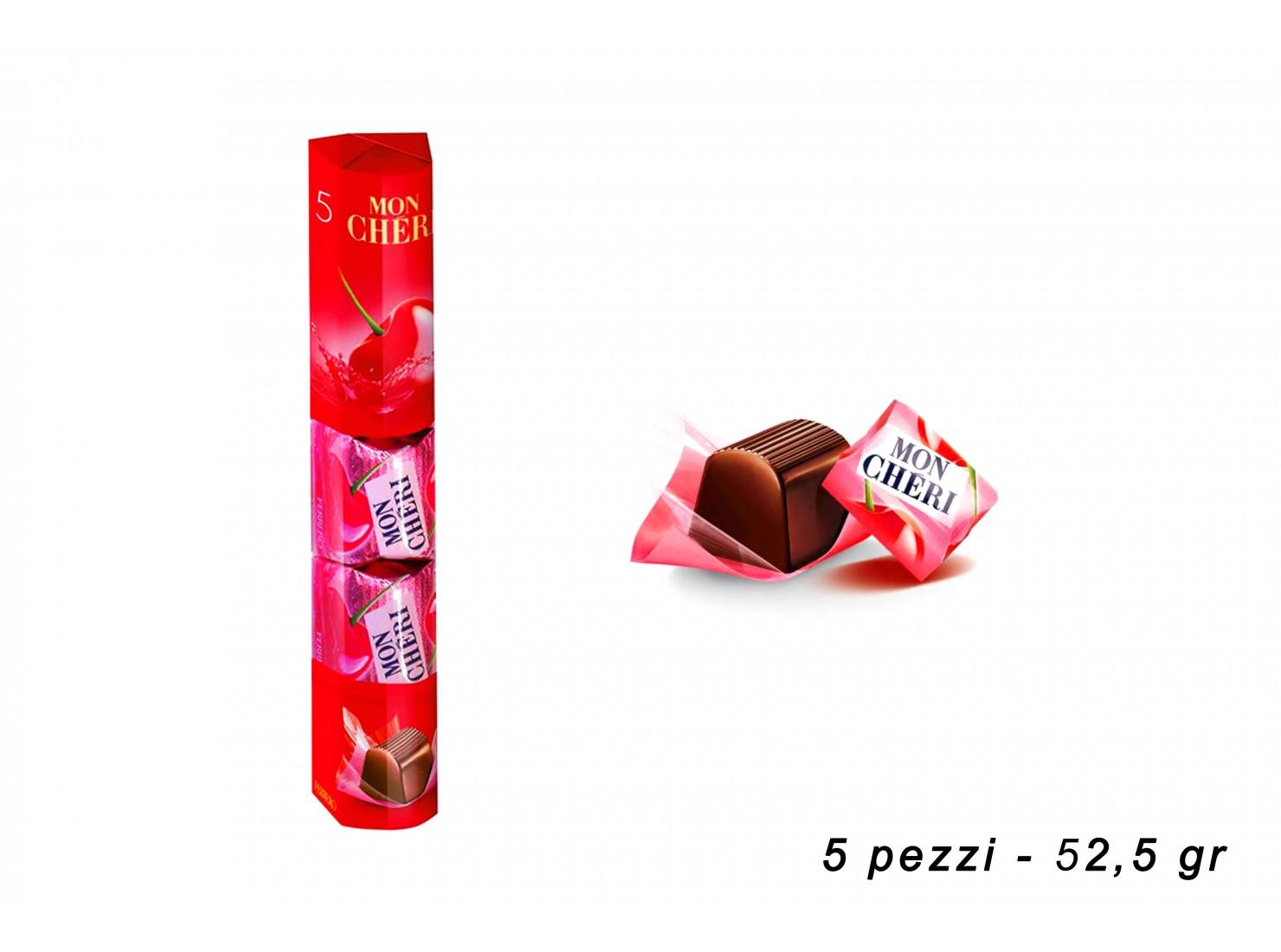 MON CHERI 5 PZ 52.5 GR