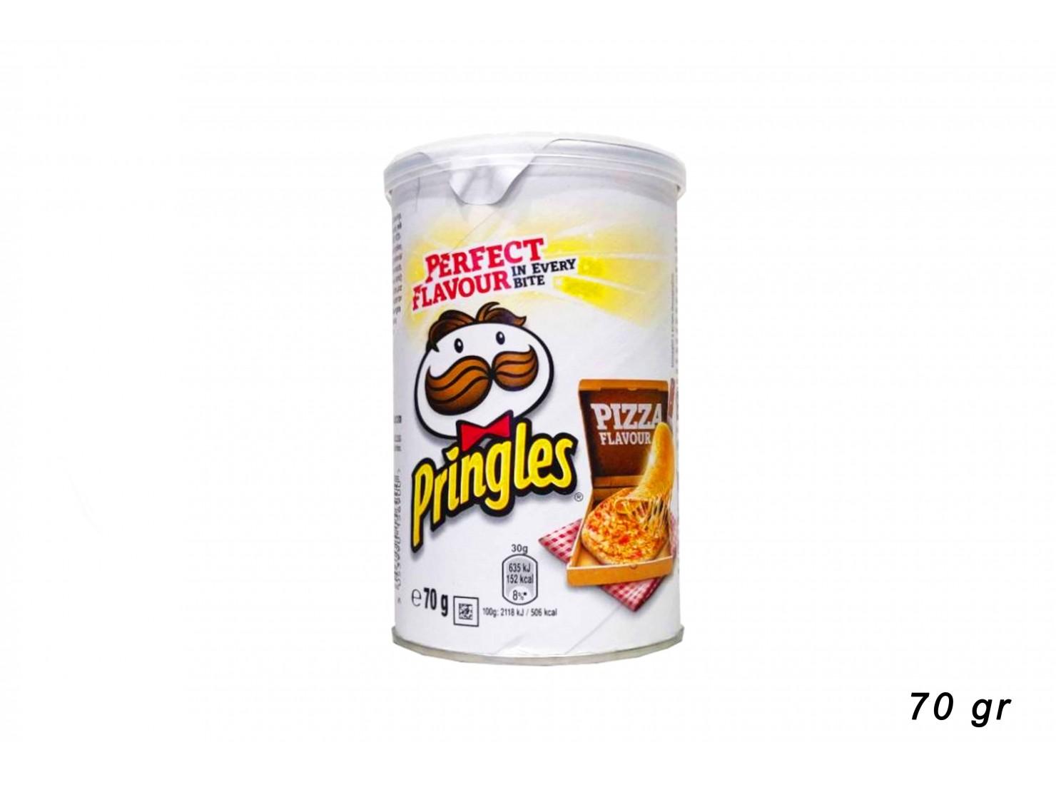 PRINGLES PIZZA 70 GR