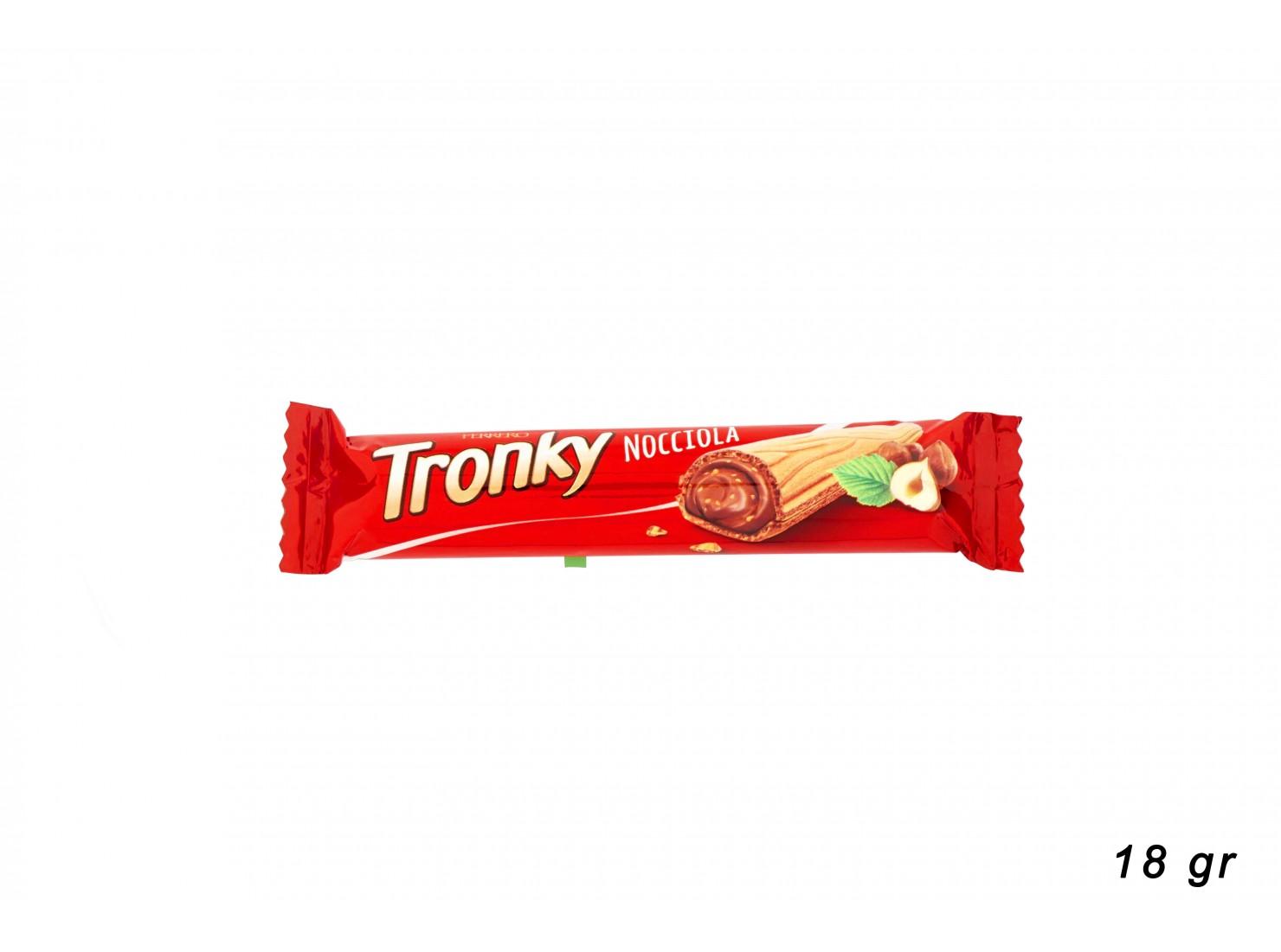 FERRERO TRONKY NOCCIOLA 18 GR