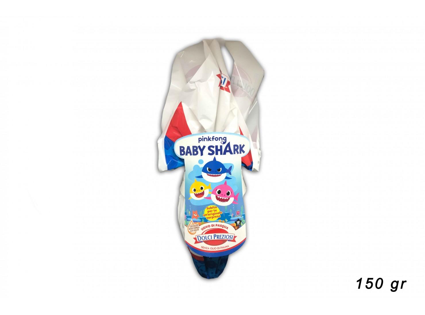 """UOVO DI PASQUA """"BABY SHARK""""..."""