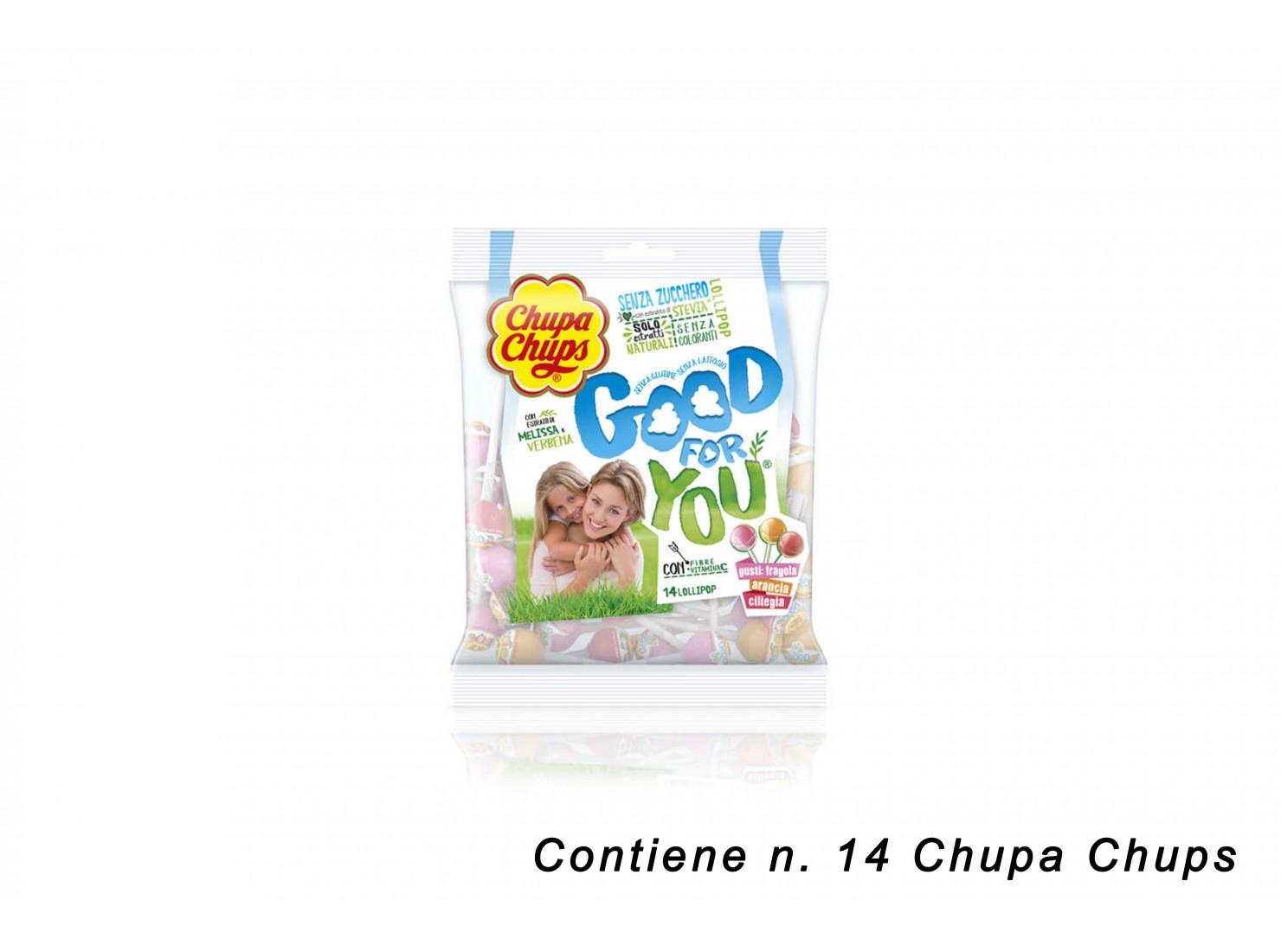 "CHUPA CHUPS ""GOOD FOR YOU"""