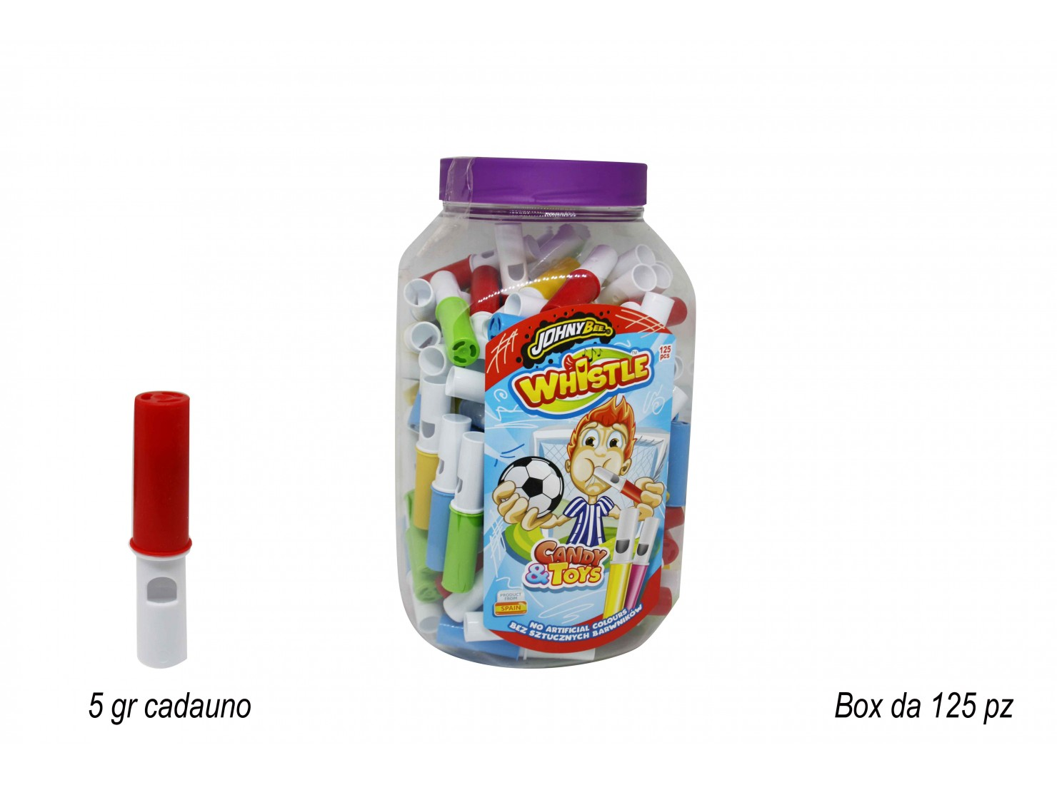 """""""WHISTLE CANDY"""""""