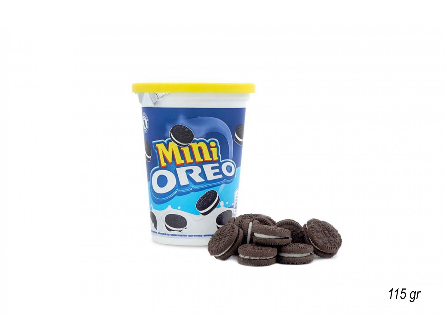 OREO COOKIES MINI 115 GR