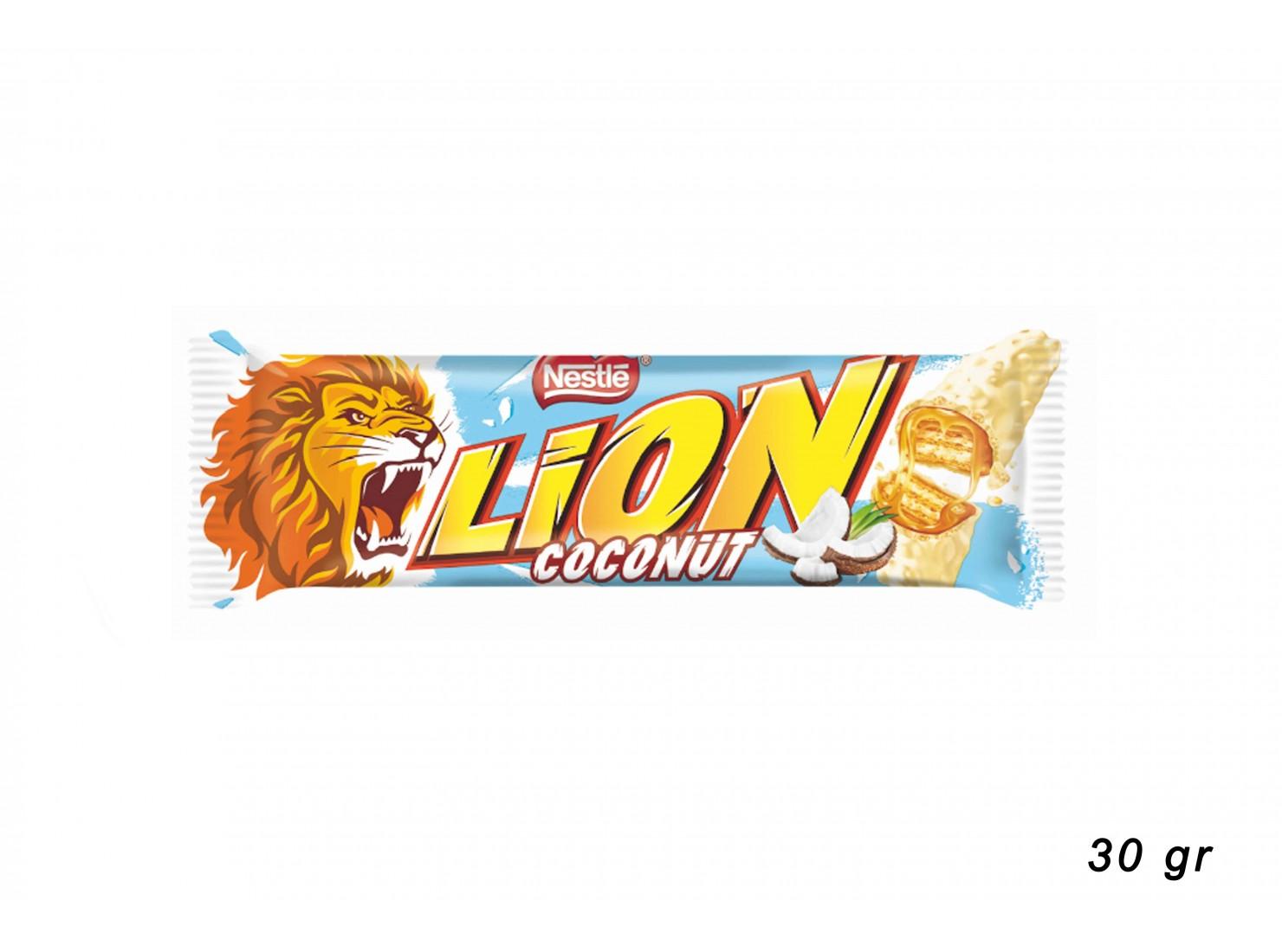LION COCONUT 30 GR NESTLE'