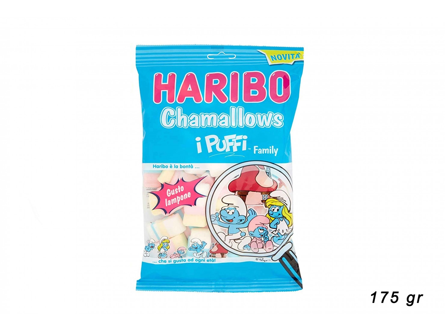 MARSHMALLOW HARIBO PUFFI...
