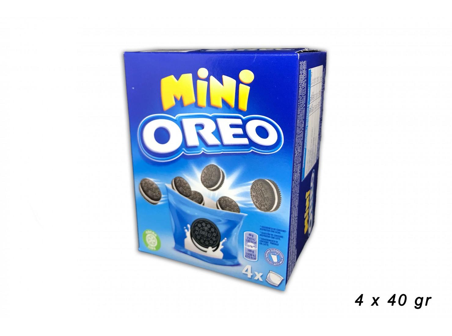 OREO 4 X 40 GR MINI