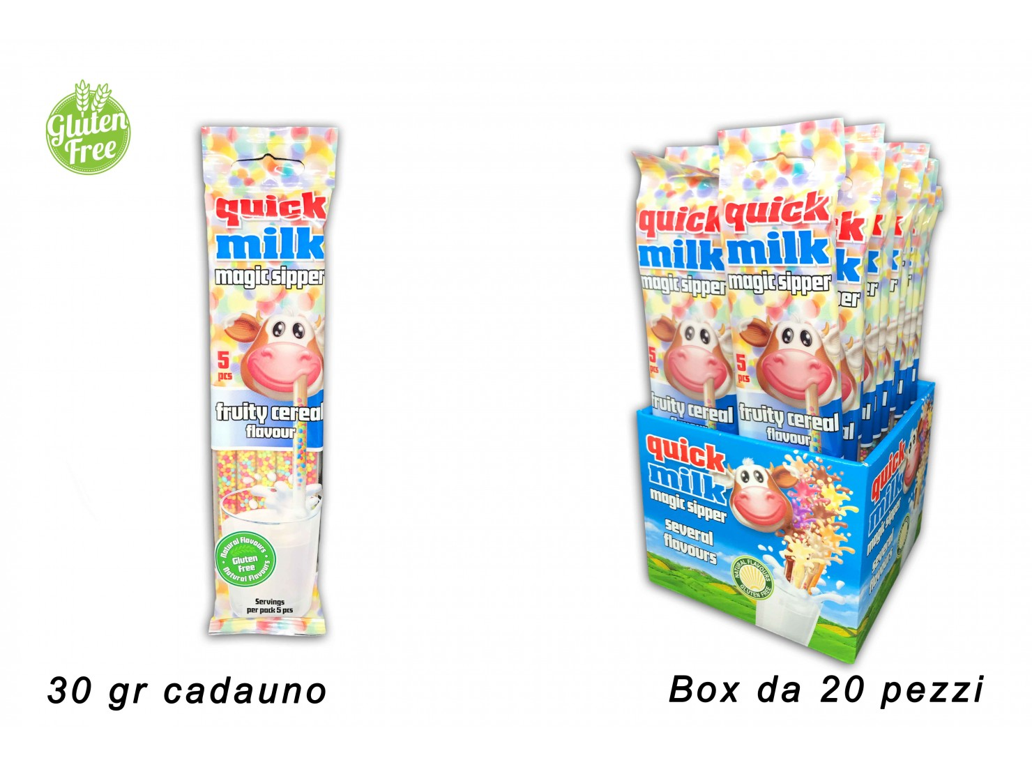 CANNUCCE GUSTO CEREALI 30...