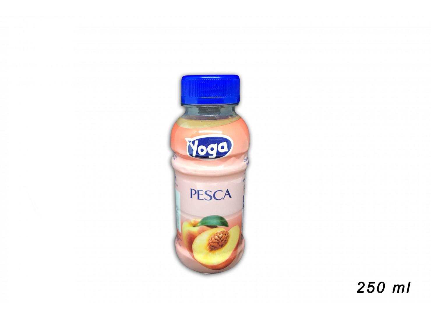 YOGA NETTARE PESCA 250 ML