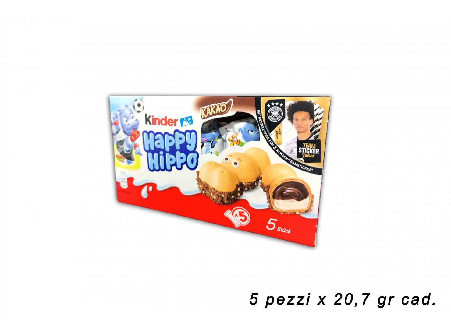 HAPPY HIPPO KAKAO KINDER