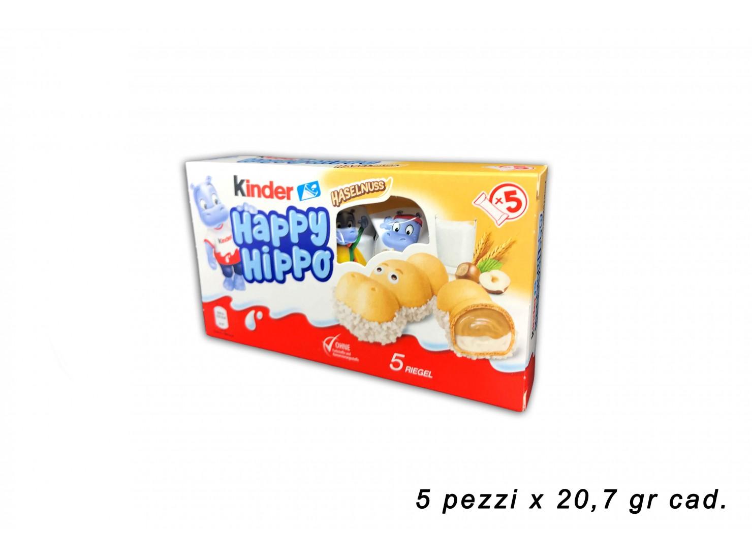 HAPPY HIPPO HALSENUSS KINDER