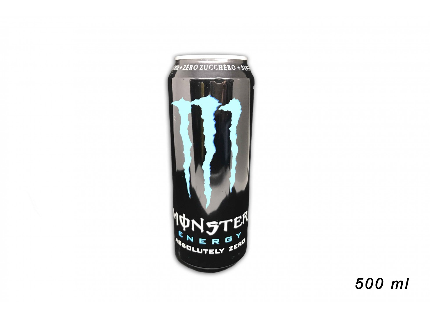 MONSTER ABSOLUTELY ZERO 50 CL