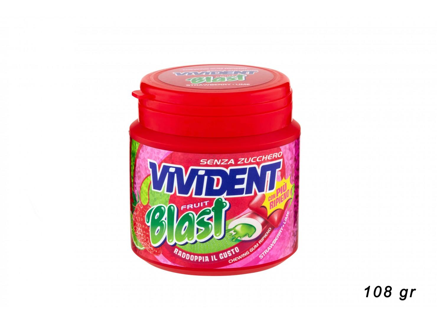 VIVIDENT BLAST BOTTLE...