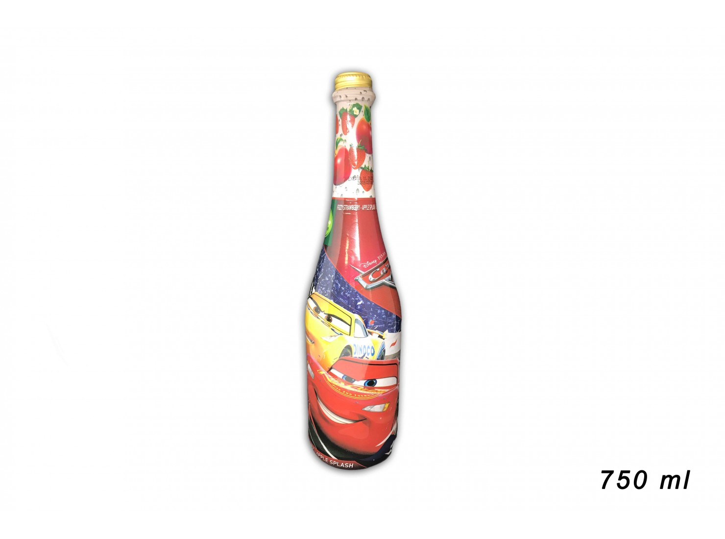 PARTY DRINK CARS 3 750 ML