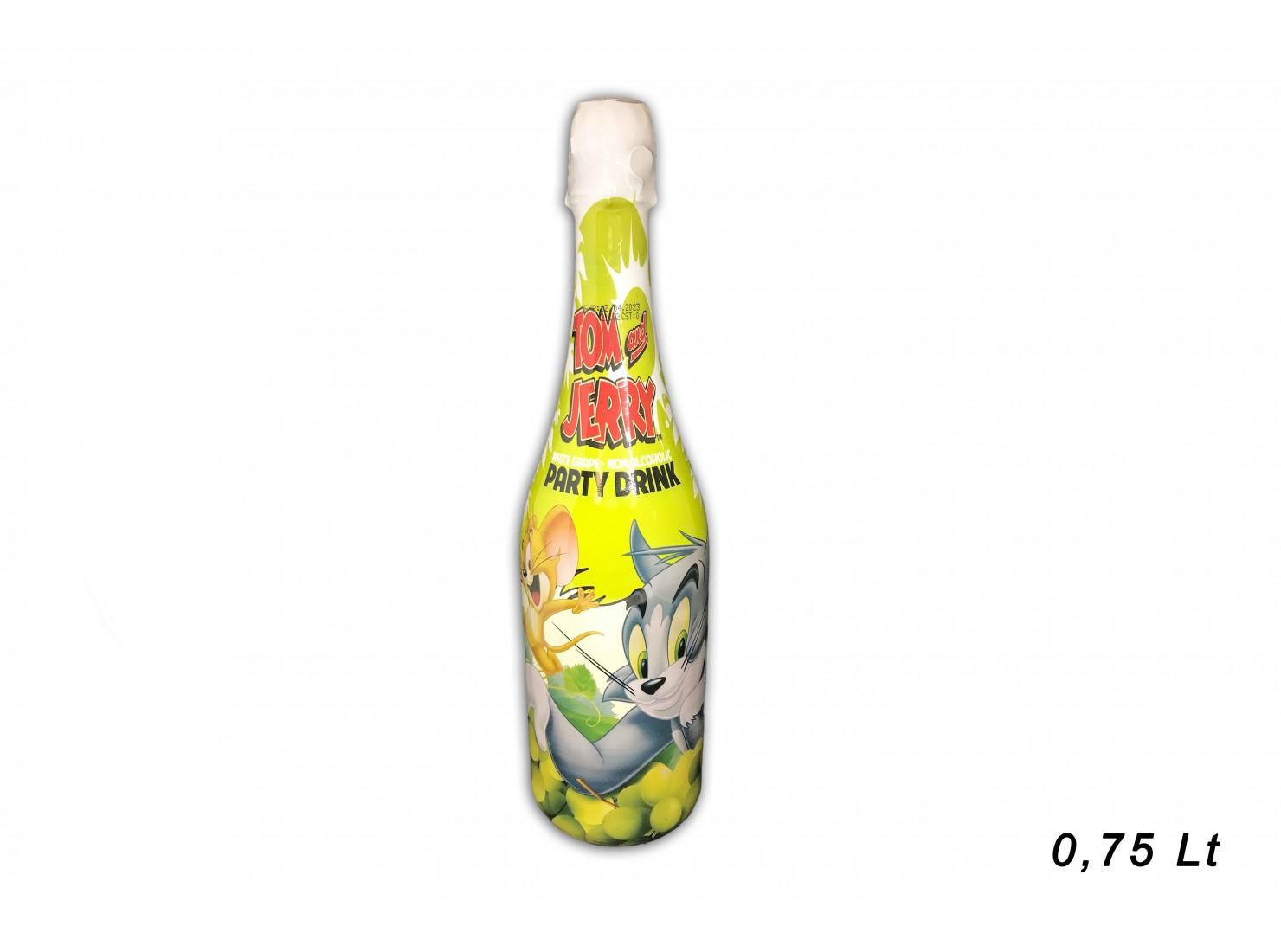 PARTY DRINK 0.75 LT TOM &...